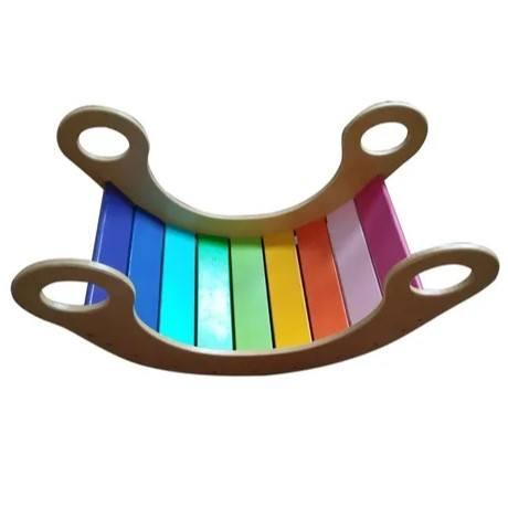 balancin arcoiris waldorf